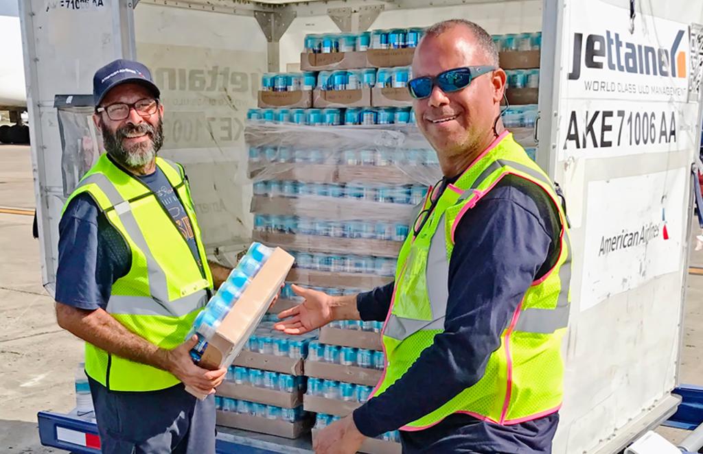 CW4K Sends Aid to Puerto Rico
