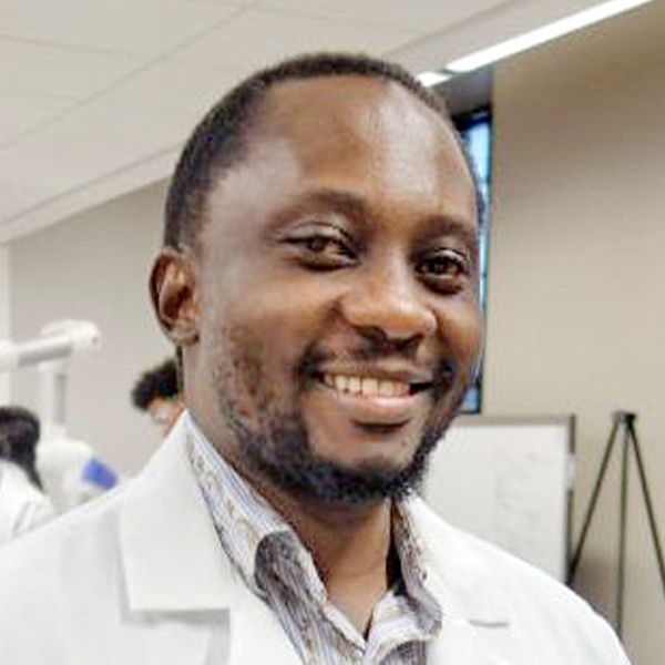 Headshot of Dr. Moe Mukiibi