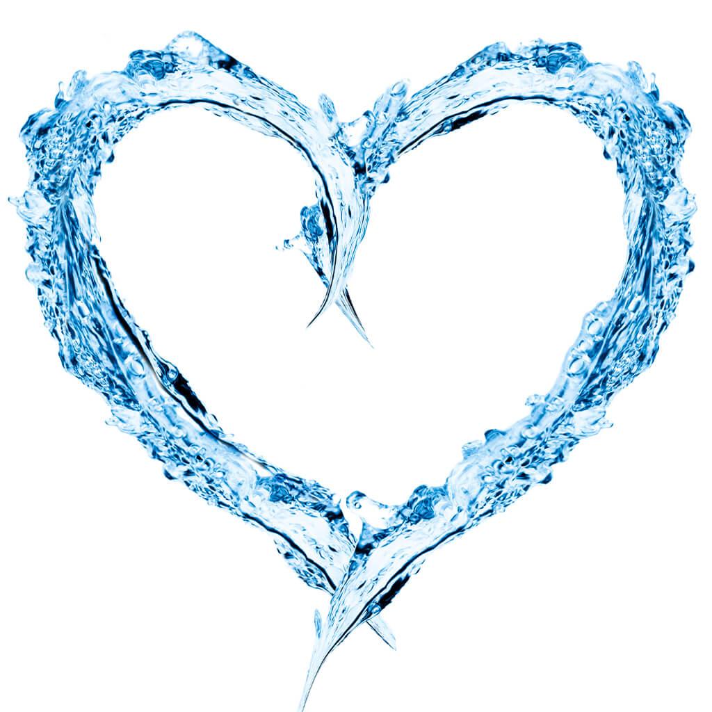 cw4k water heart X