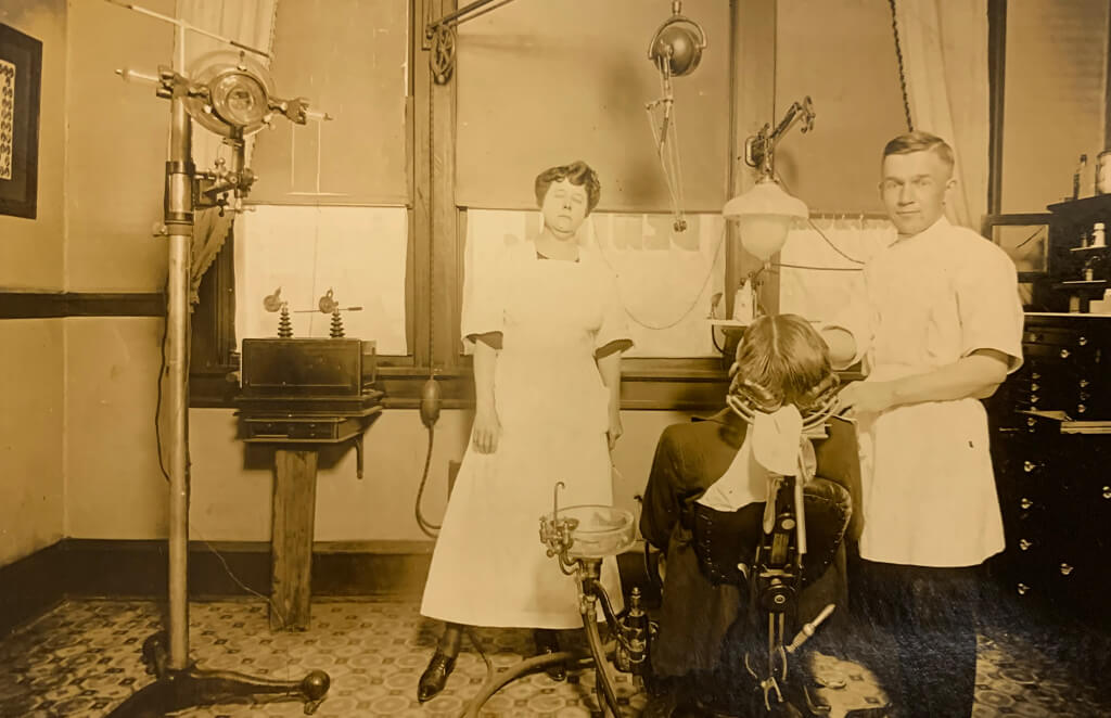 Photo of Dr. Norvin Stromberg, Dentist